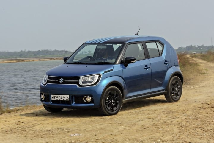best mileage diesel cars in india maruti ignis