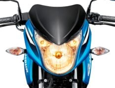 new 2017 hero Glamour FI headlamp