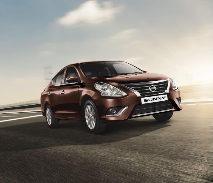 Upcoming Cars under 10 Lakhs - Nissan Sunny
