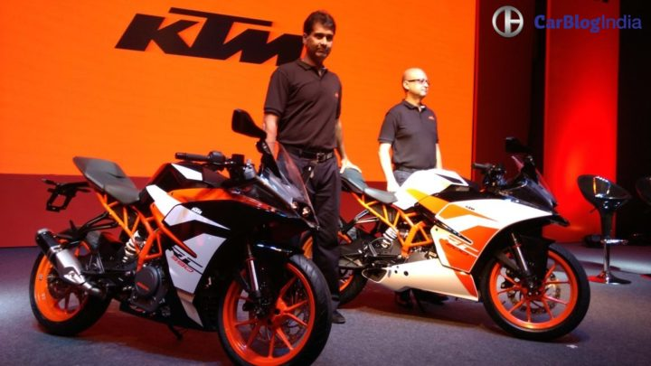 new ktm rc 390 and rc 200 india launch