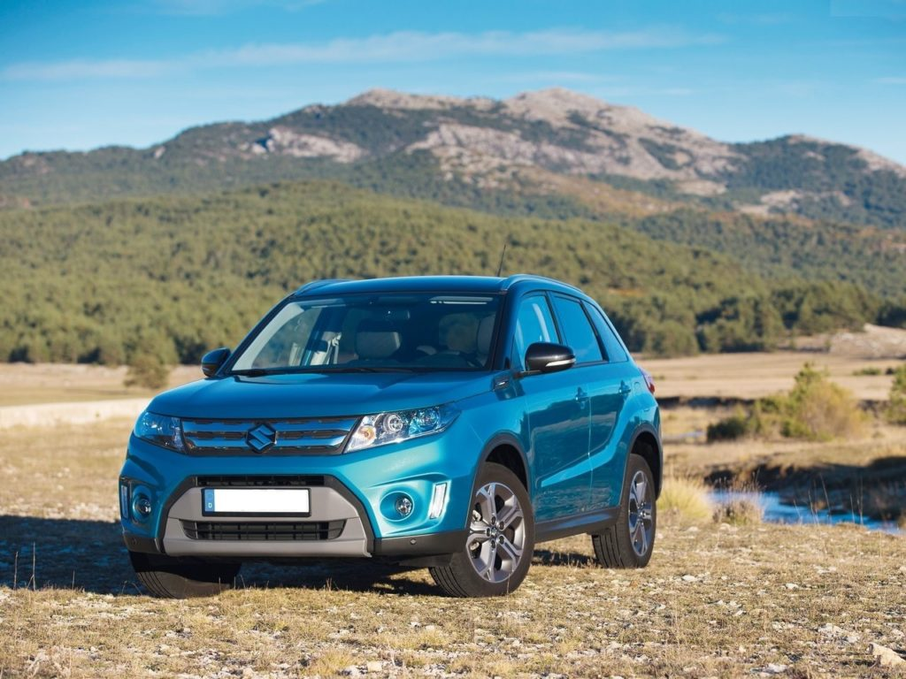 New Maruti Grand Vitara India Carblogindia