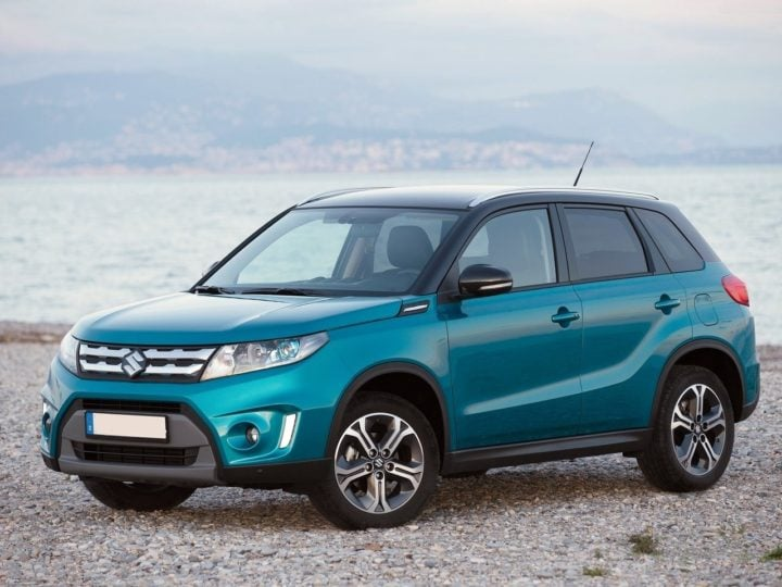 Upcoming Cars Under 15 Lakhs - Suzuki Grand Vitara