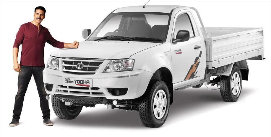 tata xenon yodha pickup price images