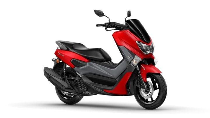 Upcoming New Yamaha Bikes in India - Yamaha NMax
