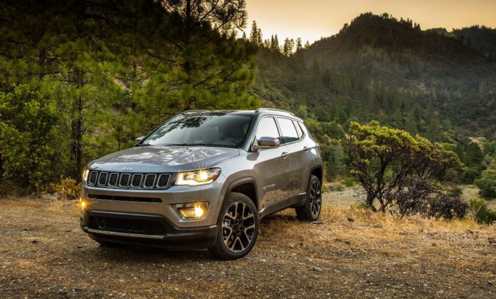 2017 Jeep Compass india official images (1)