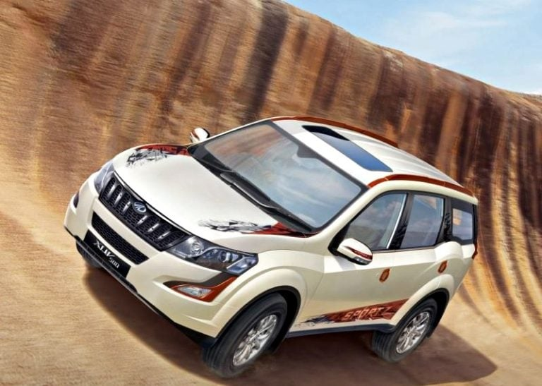 Mahindra XUV500 Sportz Limited Edition Launched!
