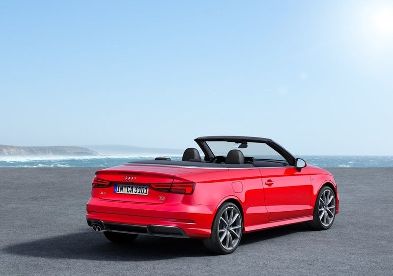 2017 Audi A3 Cabriolet India Price 4798 Lakh Specifications Features