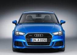 2017 audi a3 facelift india official images front