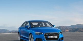 2017 audi a3 facelift india official images front angle