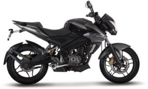 2017 bajaj pulsar ns200 black