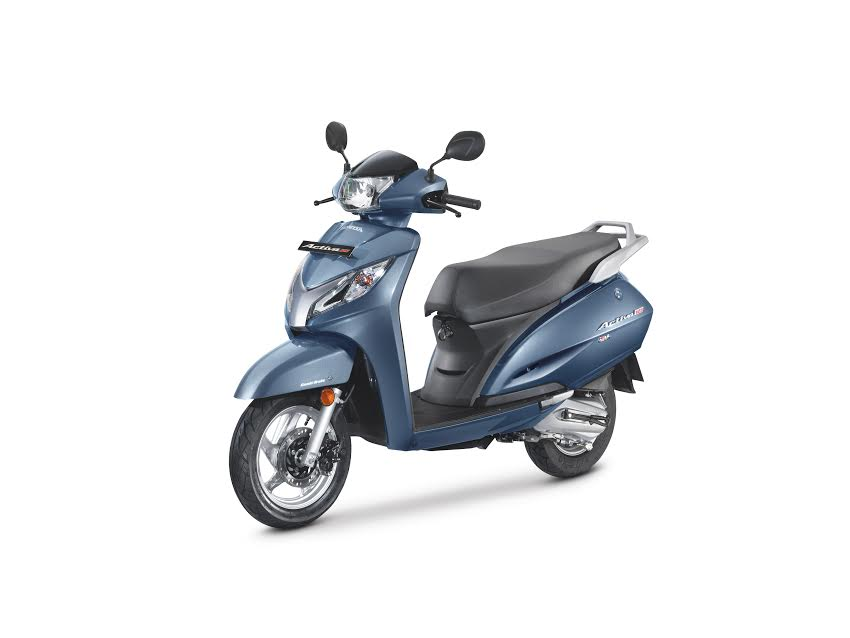 new 2017 honda activa 125 price rs 56 594 specifications. Black Bedroom Furniture Sets. Home Design Ideas