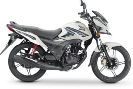 2017 honda cb shine sp colours amazing white