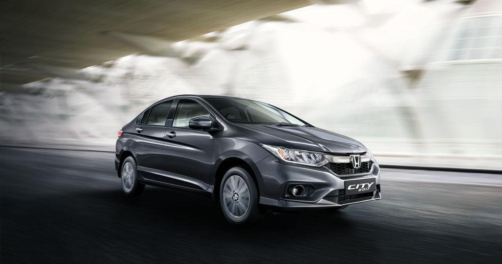 Honda City September Sales Image