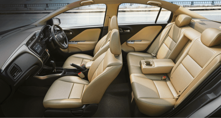 2017 honda city cabin interiors