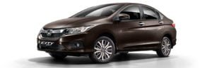 2017 honda city colours brown