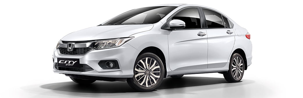 2017 Honda City Colours White Carblogindia
