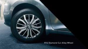 2017 honda city official image alloys