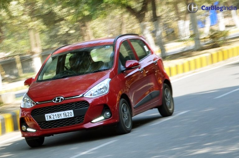 Hyundai Grand i10 and Xcent get wireless charging and more features