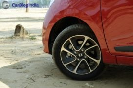 2017 hyundai grand i10 facelift test drive review alloys