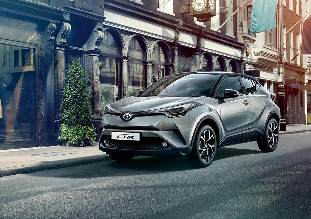 Auto Reviews 2018 >> 2017 toyota c hr india official images - CarBlogIndia