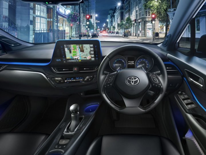 2017 toyota c hr india official image interiors