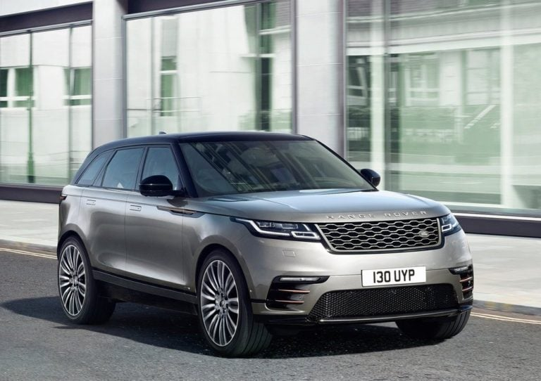 Made in India Range Rover Velar launched – price starts at Rs 72.47 lakh