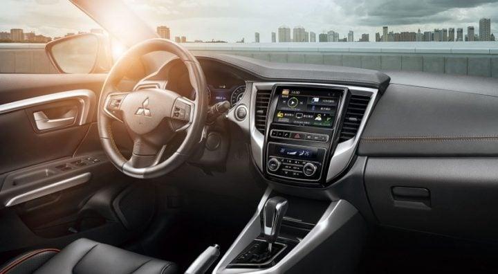 New 2017 Mitsubishi Lancer Grand Lancer Interior Dashboard
