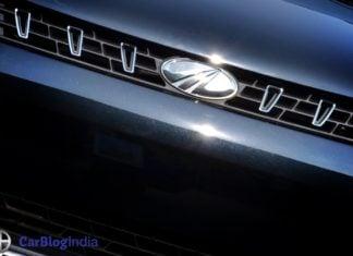 New Mahindra U321 MPV