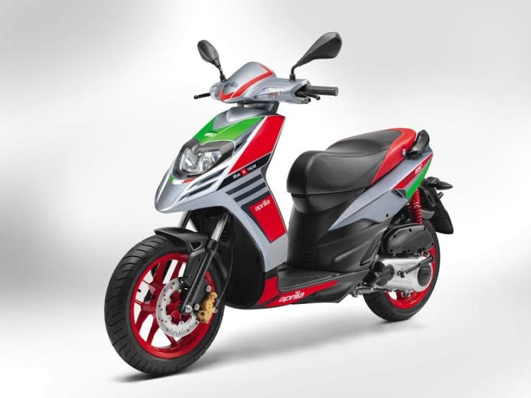 Aprilia and Piaggio scooters with ABS and CBS – Revised Price List