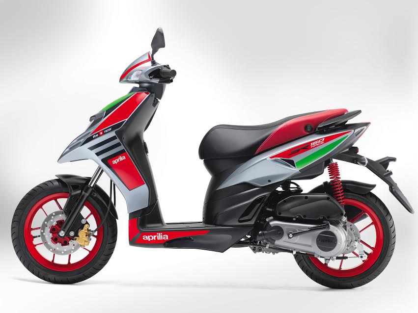 Electric Scooter With Seat >> Aprilia SR 150 Race Edition Price Rs 70,288; Features, Images, Specs