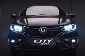 honda city 2017 images front
