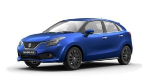 maruti baleno rs colour urban blue