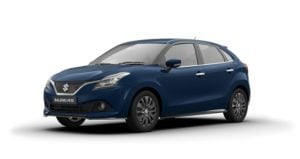 maruti baleno rs colour ray blue