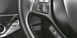 maruti baleno rs official image wallpaper interior features steering controls