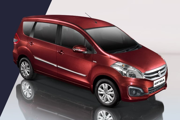 Maruti Ertiga Limited Edition Launched At Rs 7 85 Lakh