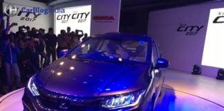 2017 Honda City Price