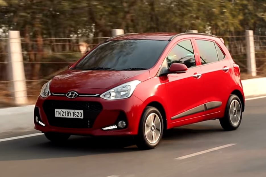new 2017 hyundai grand i10 price mileage features interior. Black Bedroom Furniture Sets. Home Design Ideas