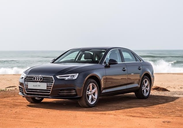 New Audi A4 Diesel Launched at Rs. 40.20 lakh
