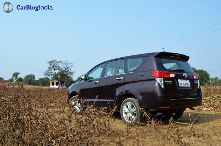 BS-6 Toyota Innova Crysta And Touring Sport Launched – Details