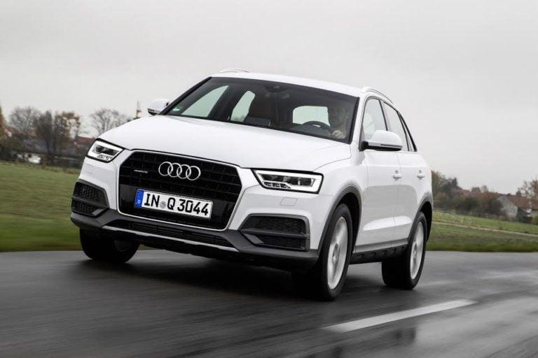 2017 Audi Q3 gets 1.4 L TFSI Petrol Variant