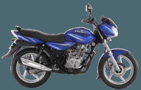 2017 bajaj discover 125 colours blue white