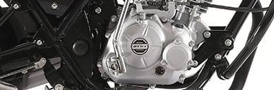 2017 bajaj discover 125 engine