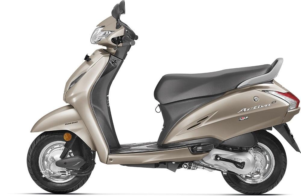 2017 Honda Activa 4g Price Mileage Specifications
