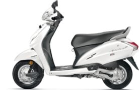 2017 honda activa 4g colours pearl amazing white