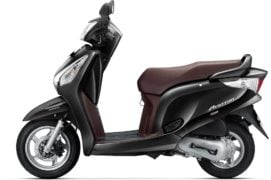 2017 honda aviator colour igneous black