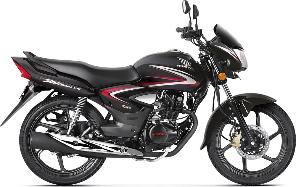 Honda 4 Wheelers Car >> 2017 Honda CB Shine Price Rs 56034; Specifications, Images ...