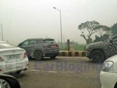 2017 jeep compass india spy pics