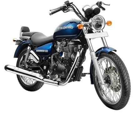 2017 royal enfield thunderbird 350 images front angle view