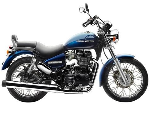 2017 royal enfield thunderbird 350 images side view