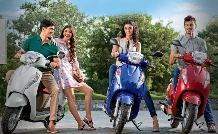 best scooter in india 2017 - 2017 suzuki access 125